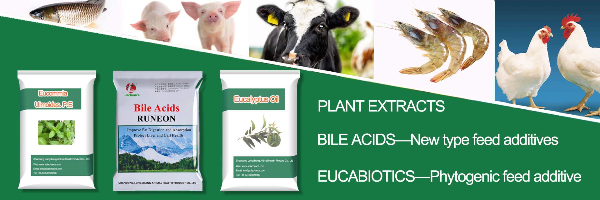 BILE ACIDS-New type feed additives - LACHANCE Bile Acids feed ...